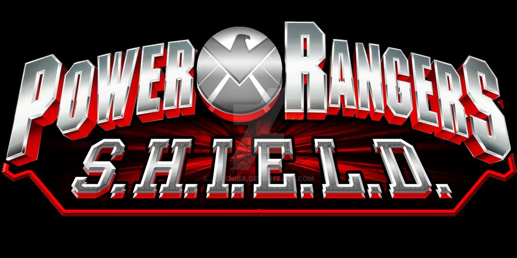 Power Rangers Shield Logo By Joeshiba On Deviantart