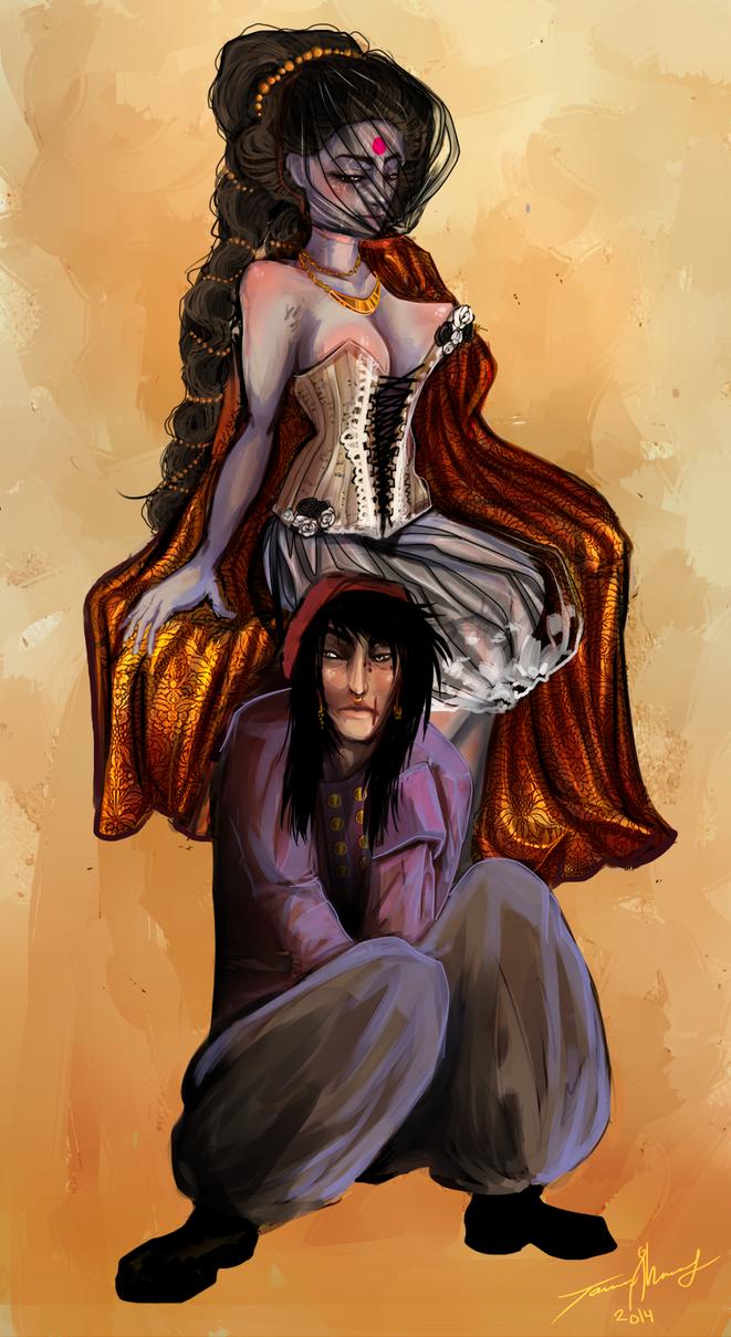 Mistress by Cashda