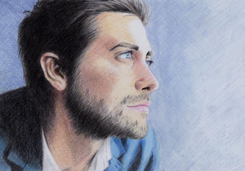 Jake Gyllenhaal by Mika2882