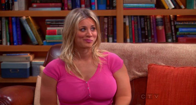 Cuoco fat kaley What Really