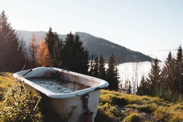 Bathtube to heaven
