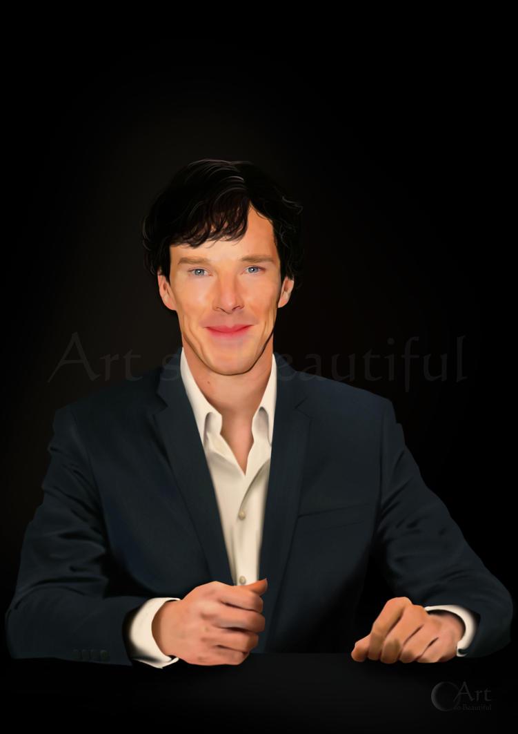 Sherlock Holmes by jht888