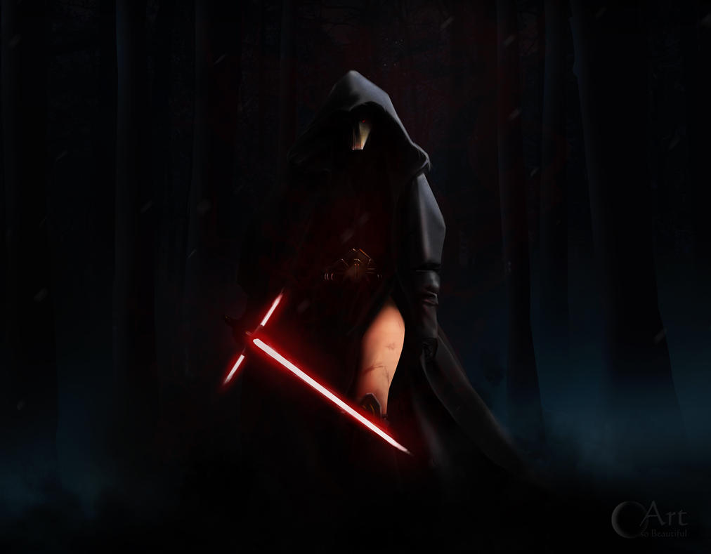 Star Wars - The Force Awakens by jht888