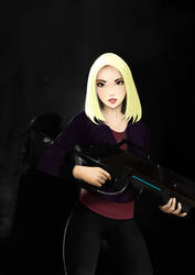 Rose Tyler - Dr Who Journey's End by jht888