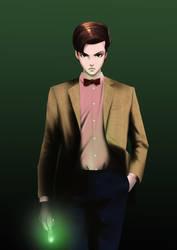Dr Who - Matt Smith by jht888