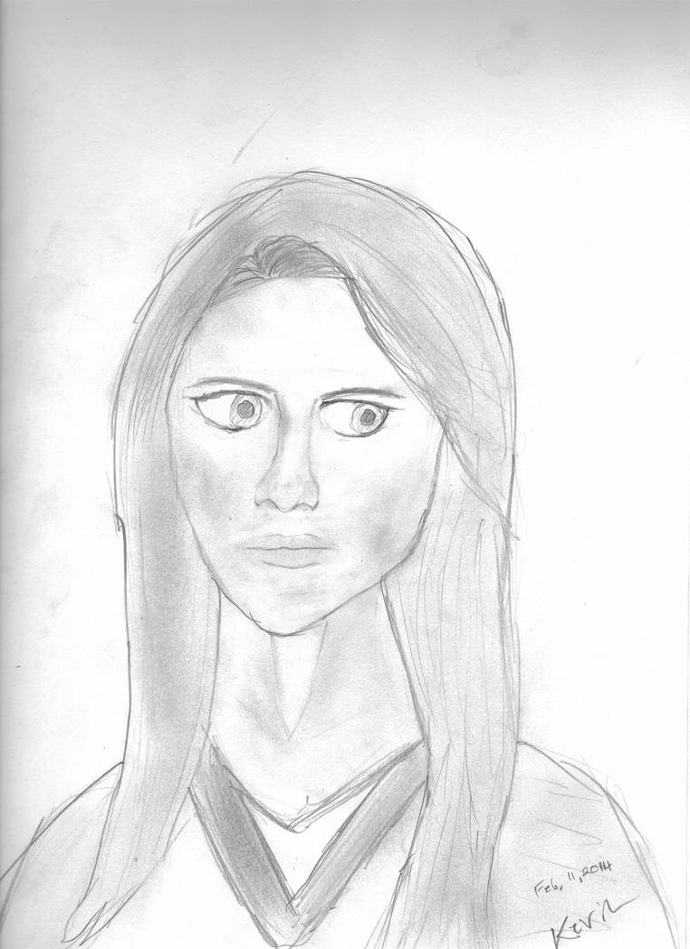 A person or girl. by SirBomble