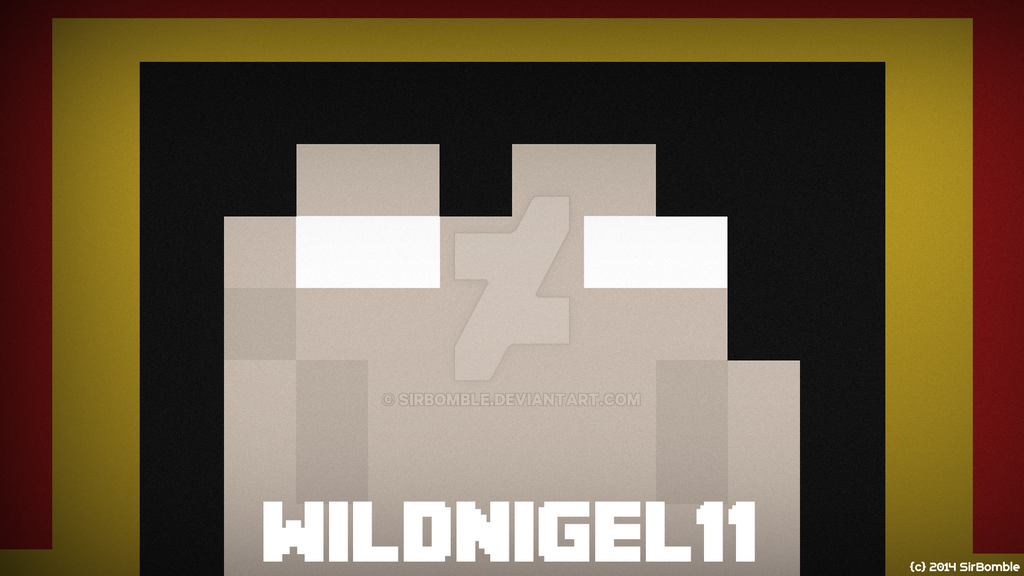 Custom Wallpaper - Wildnigel11 by SirBomble
