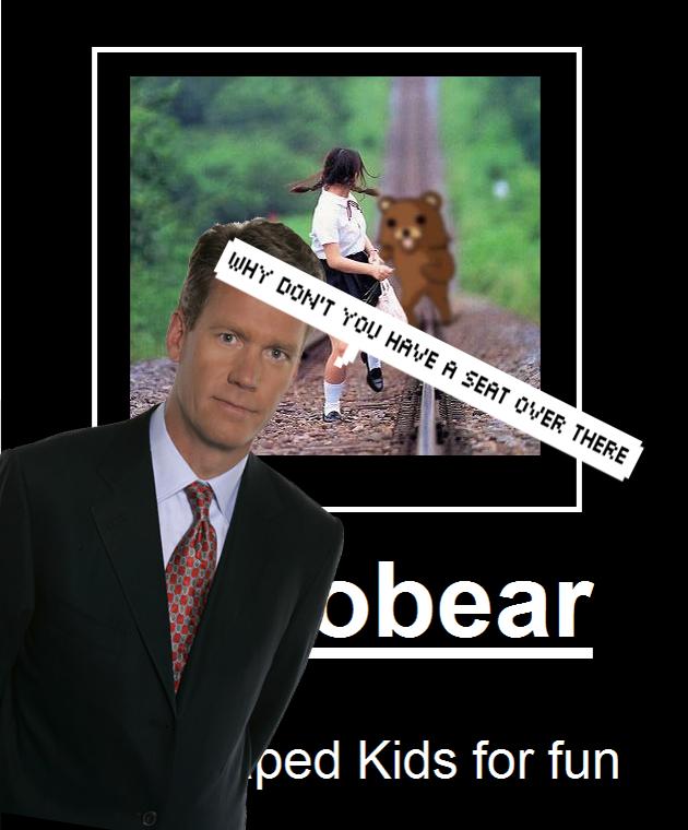 Pedobear by Juskan