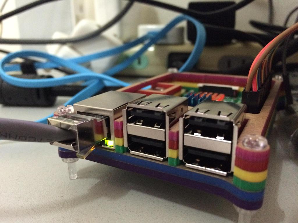 Raspberry Pi by qq98360