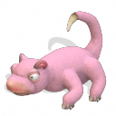 Slowpoke pokemon spore by TheFartingElf