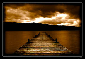Rayrigg Pier by Leeby