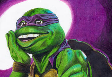 TMNT 1991 Movie Donnie by Jay523