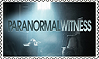 Paranormal Witness Stamp by AlcrdLover7