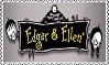 Edgar and Ellen by AlcrdLover7