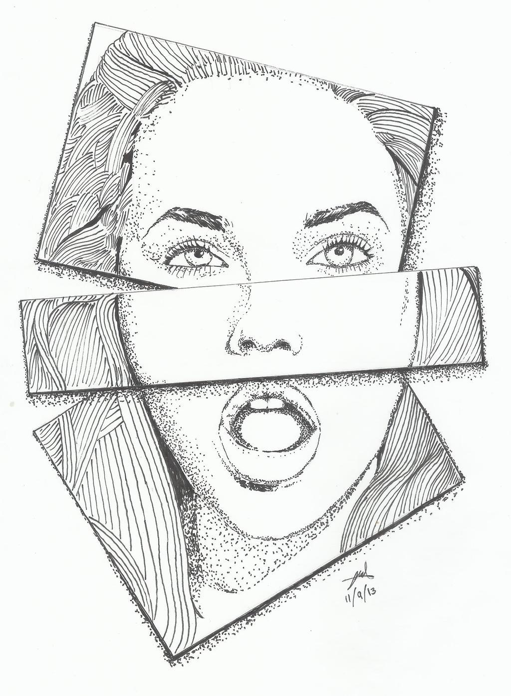 Barbara Palvin Illustration by chrspaul on DeviantArt
