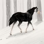 Silent Snowfall by SolSkraper