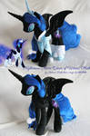 Nightmare Moon Queen of Winter Plush