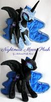 Nightmare Moon Plush