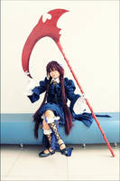 Pandora Heart - Alice by alwayshehe