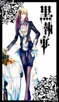 Final Fantasy kuroshitsuji by Leaping-Froggs