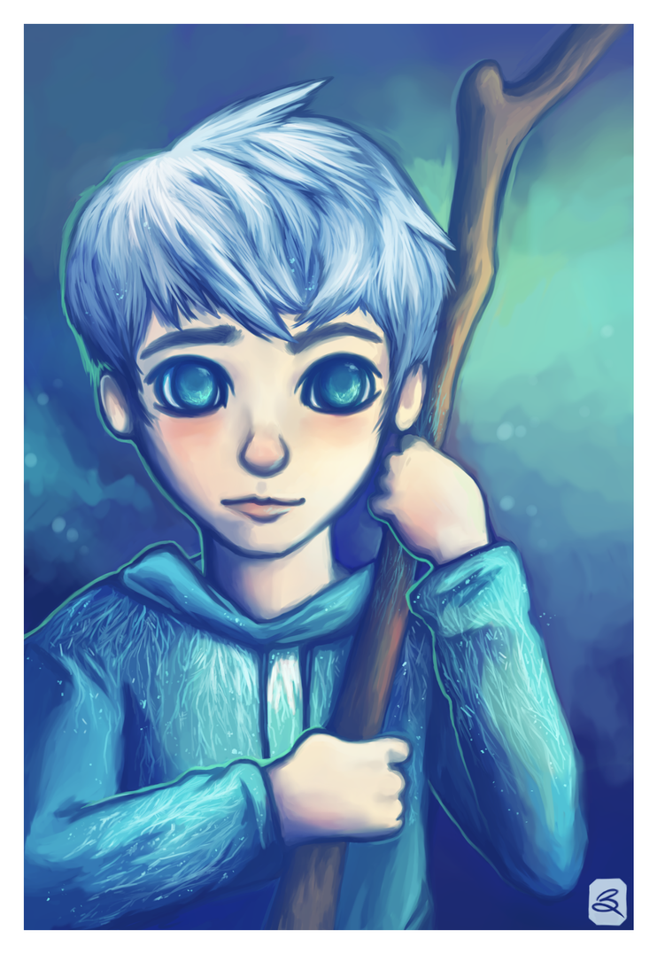 Jack Frost by lucity