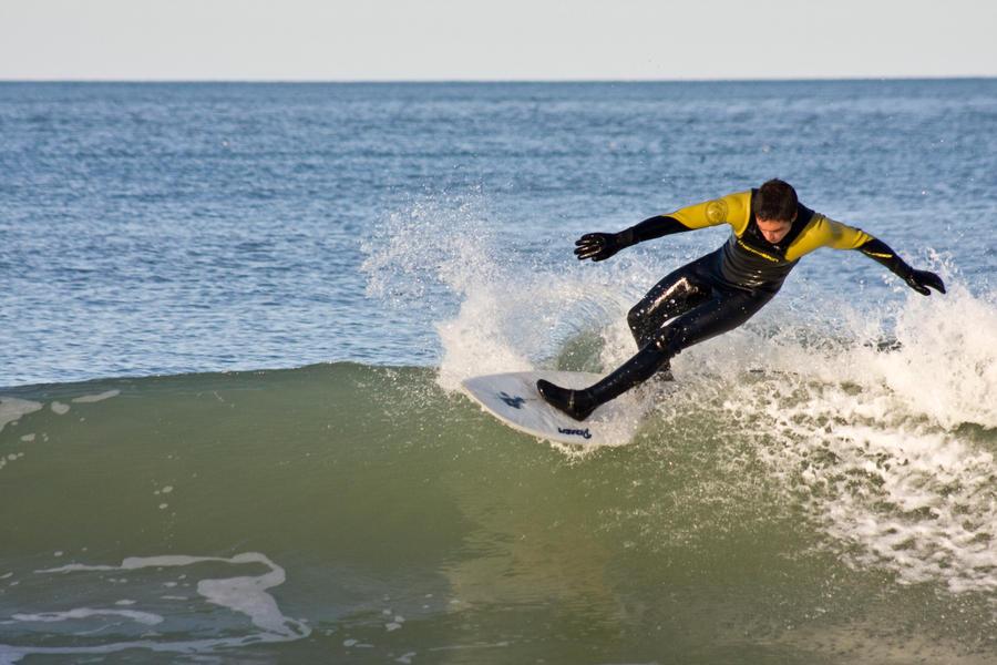 Surf en Patagonia by lil0
