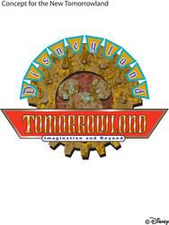 Concept Logo Disneyland