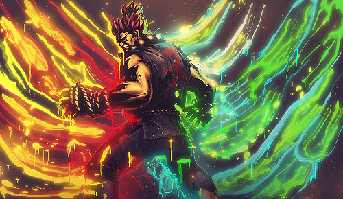 Akuma Smudge by PramodaDesigns