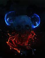 SkullCandy by PramodaDesigns