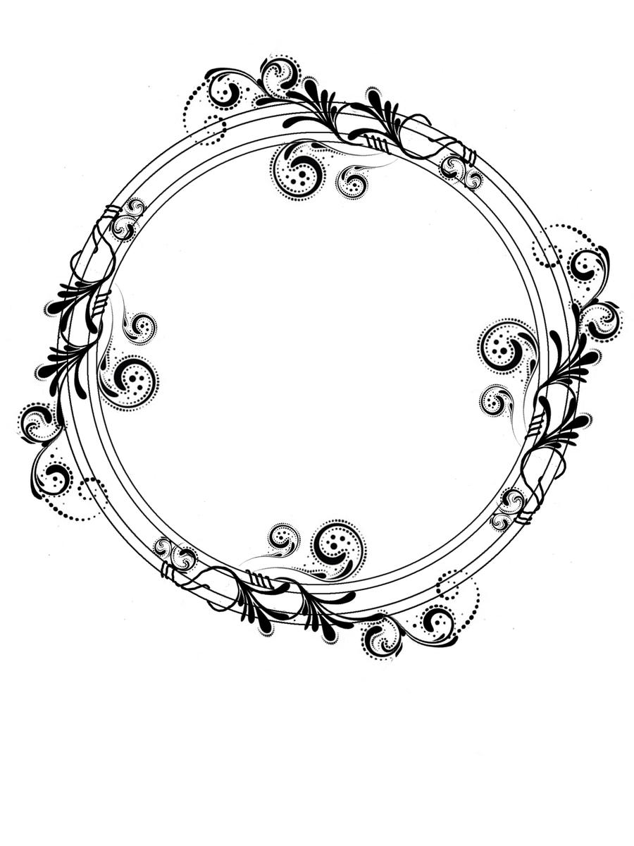 Celtic Circle Border | Joy Studio Design Gallery - Best Design