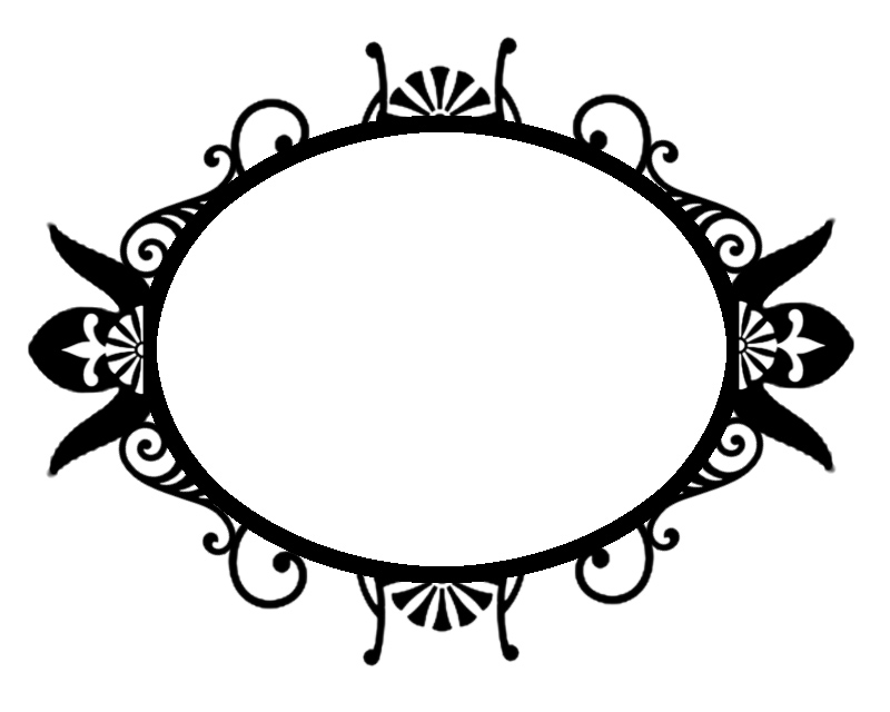 099 frame ornament 03 by tigers stock on deviantart