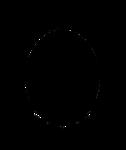 150 Ornate Oval Frame 05