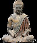 291 Buddha Statue Cutout 01