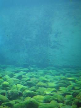 310 Underwater Pebbles
