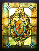 410 Stained Glass 01 by Tigers-stock
