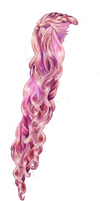 650 Rapunzel Bubblegum Pink