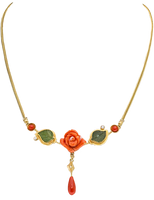 794 Rosaline Necklace 01 by Tigers-stock