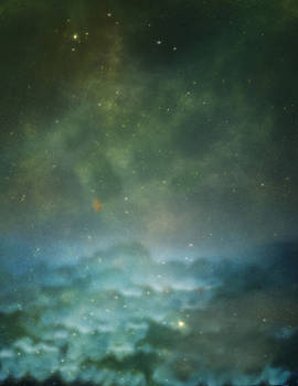 823 Astral Background