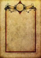 858 Antique Paper Blank 01 by Tigers-stock
