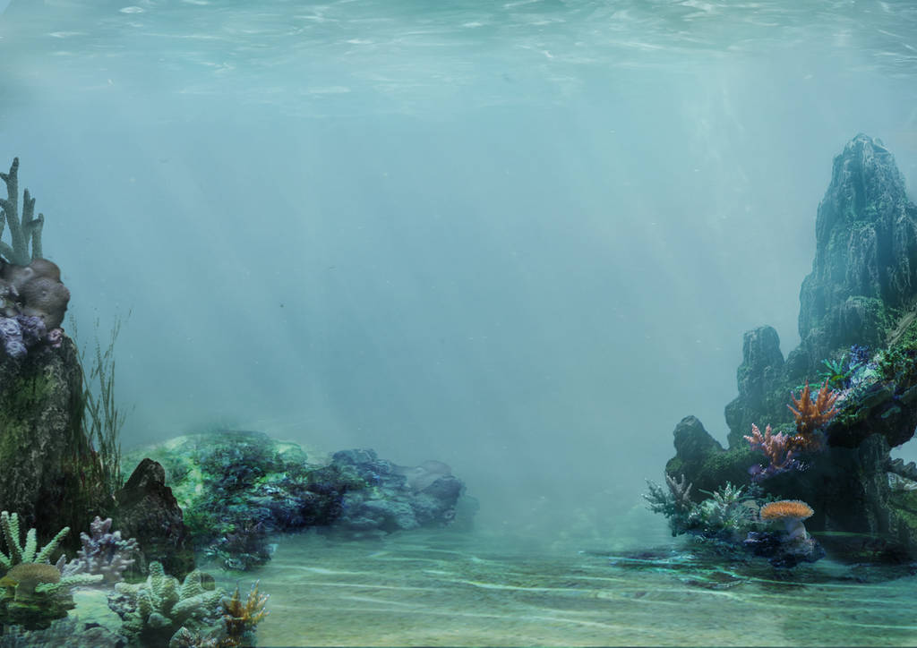 862 The Shallow Seas 01 by Tigers-stock