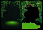 934 Jungle Leaves