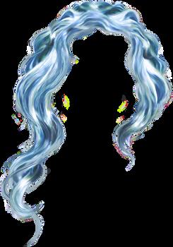 994 Ice Crown Hair