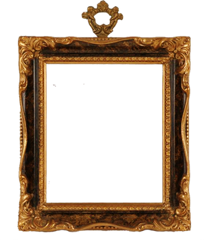 1055 Golden Frame 01