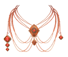 1063 Rose Gold Necklace