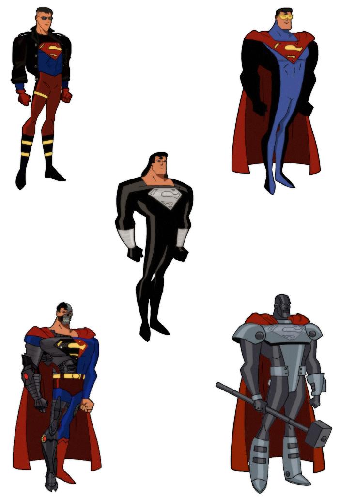 DeathReturn of Superman Timm Style by mmmfajitas on DeviantArt