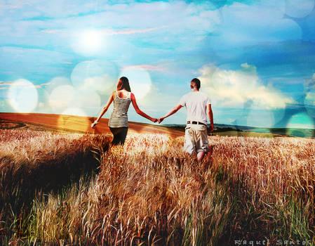 Love behind the sky