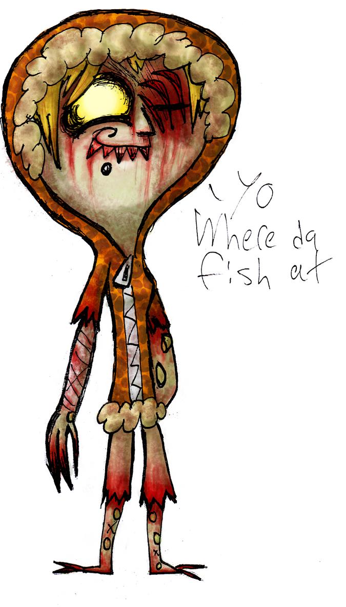 Where Da Fish At by CrispyTrumpets