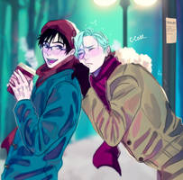 yoi:cold by SinfulHime