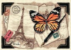 Postcard of France by syniac