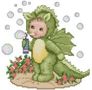Dragon Baby by syniac